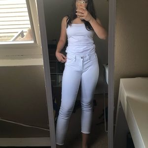 YMI White Jeans
